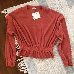Zara Basic Long sleeve